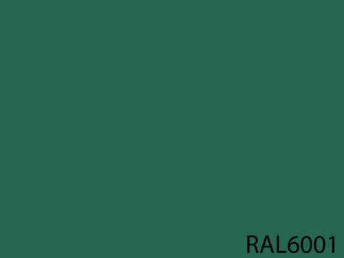 RAL 6001