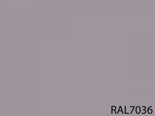 RAL 7036