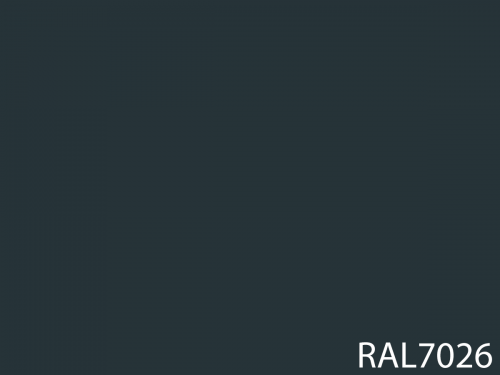 RAL 7026