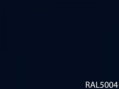 RAL 5004