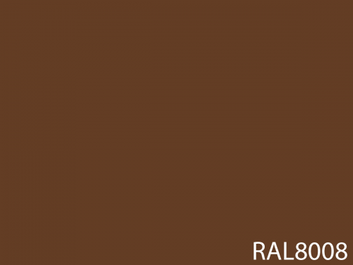 RAL 8008