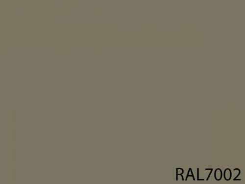 RAL 7002