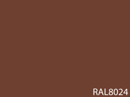 RAL 8024
