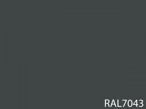 RAL 7043