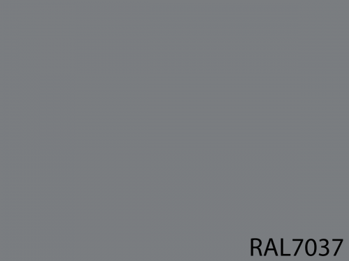 RAL 7037