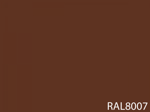 RAL 8007