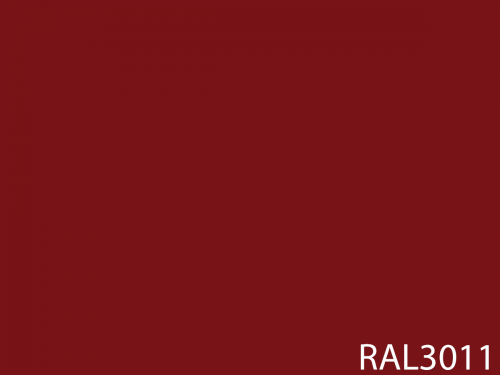 RAL 3011