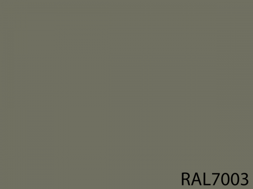 RAL 7003