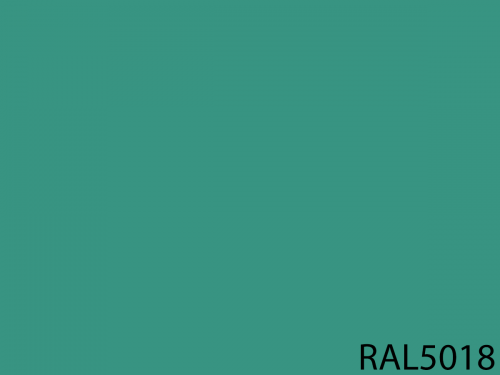 RAL 5018