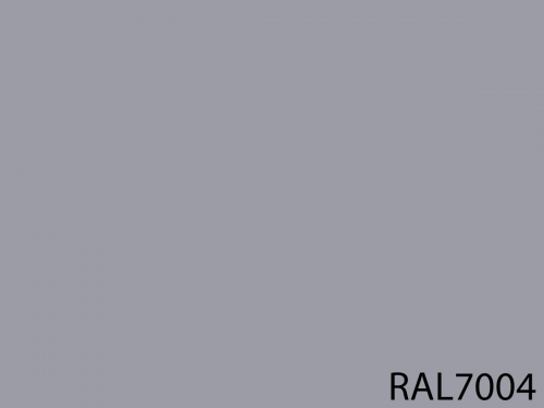 RAL 7004