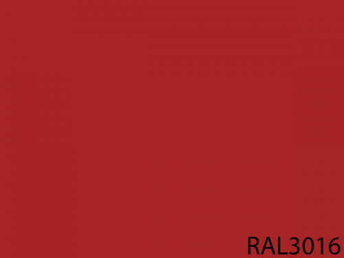 RAL 3016