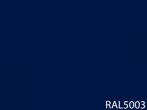 RAL 5003