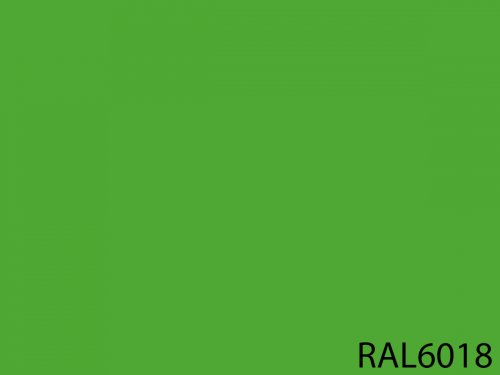 RAL 6018