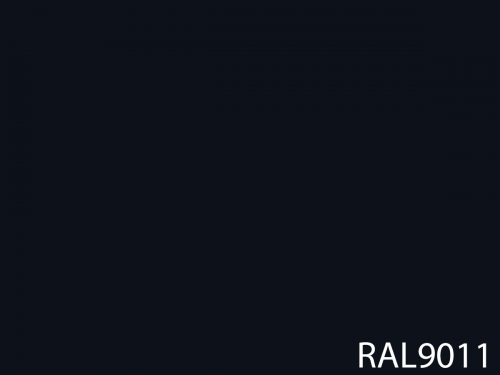 RAL 9011