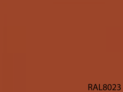 RAL 8023