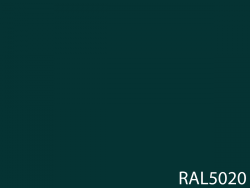 RAL 5020