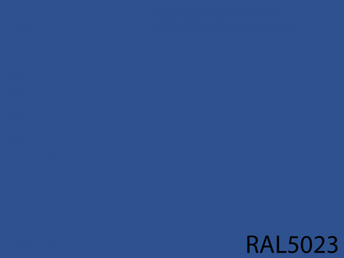 RAL 5023