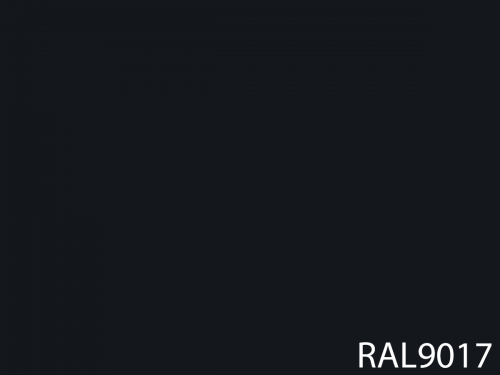 RAL 9017