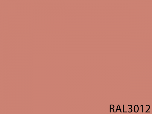 RAL 3012