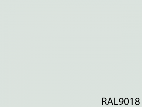 RAL 9018