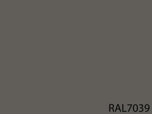 RAL 7039