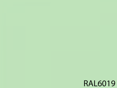 RAL 6019